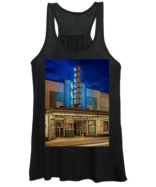 Village Theater Women's Tank Top