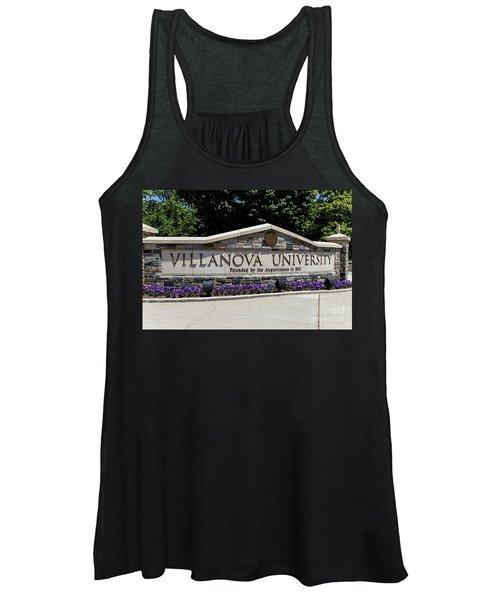 Villanova Women's Tank Top