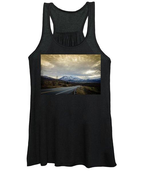 Volcanic Road Women's Tank Top