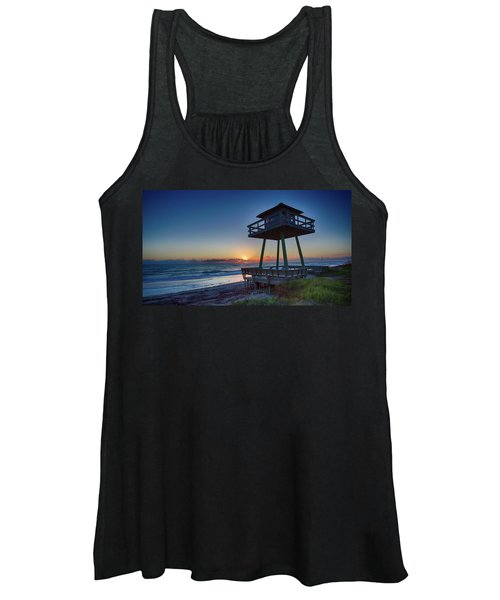 Watch Tower Sunrise 2 Women's Tank Top