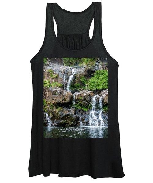 Waterfall Series Women's Tank Top