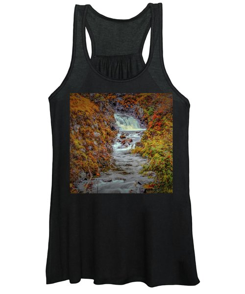 Waterfall #g8 Women's Tank Top
