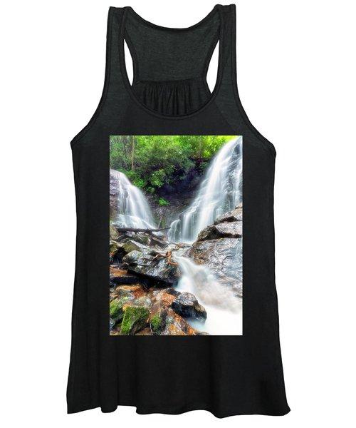Waterfall Silence Women's Tank Top