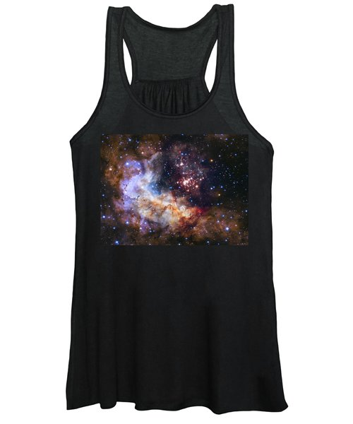Westerlund 2 - Hubble 25th Anniversary Image Women's Tank Top