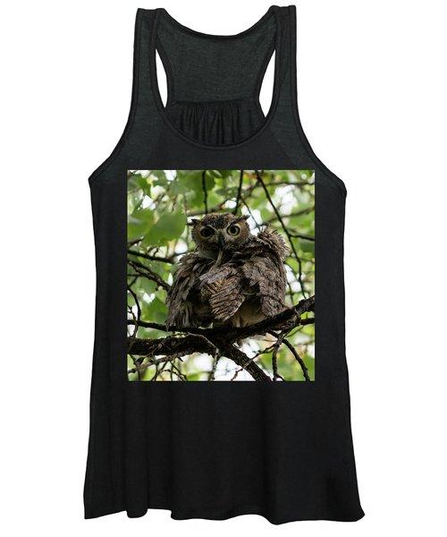 Wet Owl Women's Tank Top