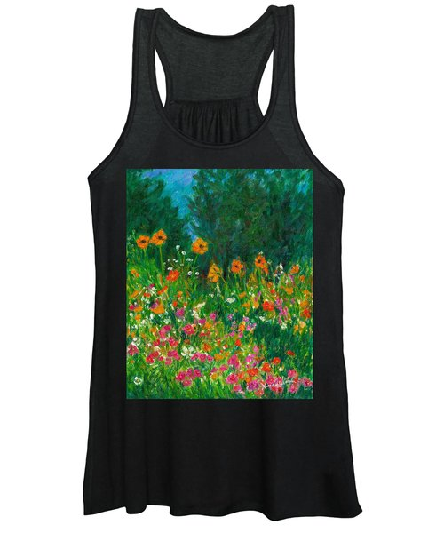 Wildflower Rush Women's Tank Top