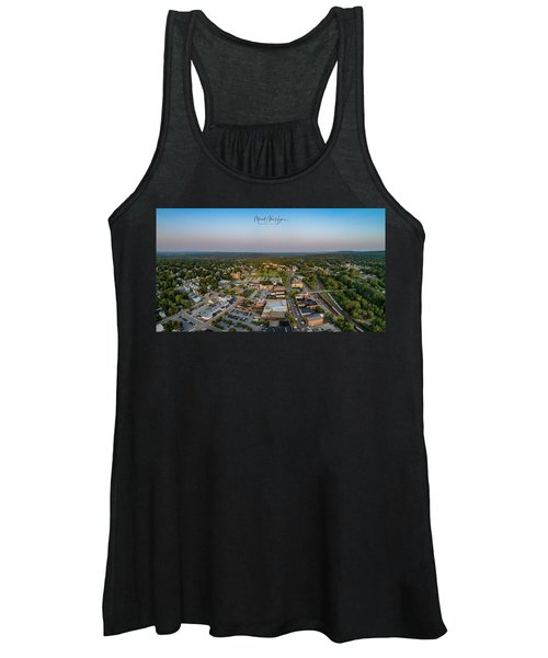 Willimantic Panorama Women's Tank Top