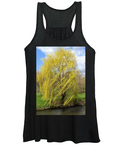 Wind In The Willow Women's Tank Top