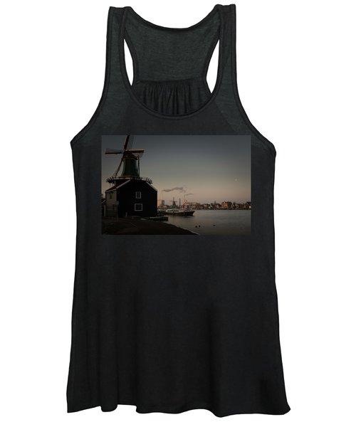 Windmill Town Women's Tank Top