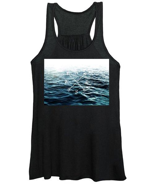 Winds Of The Sea Women's Tank Top