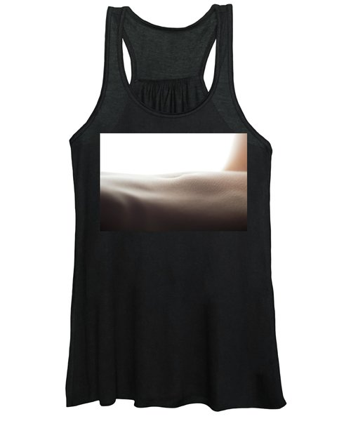 Womans Stomach Women's Tank Top