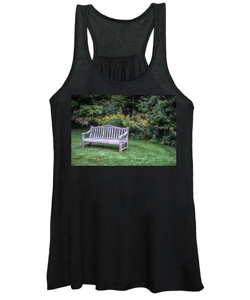 Woodstock Bench Women's Tank Top