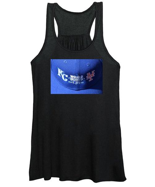 World Series Champions - Kansas City Royals 2015 Women's Tank Top