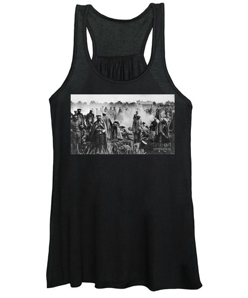 World War I: Russians 1914 Women's Tank Top