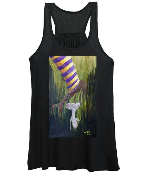 Yikes Mouse Women's Tank Top