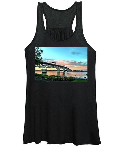 York River Bridge Women's Tank Top