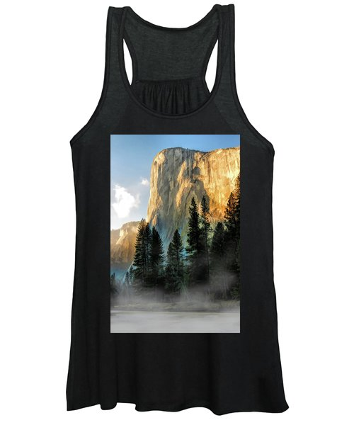 Yosemite National Park El Capitan Women's Tank Top