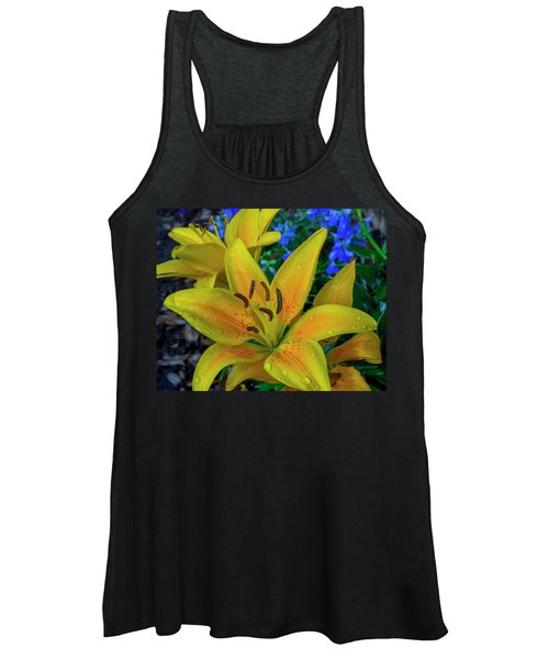 Asiatic Lily Women's Tank Top