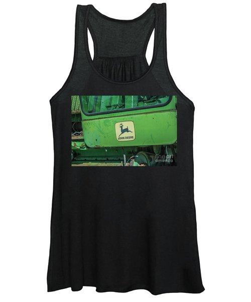 John Deere Women's Tank Top