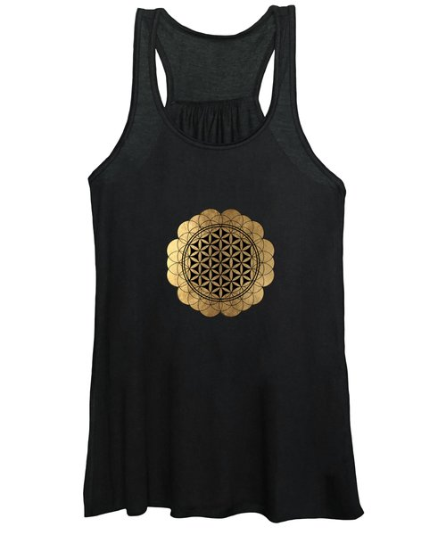 The Flower Of Life Women's Tank Top