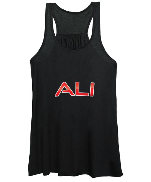 Ali Women's Tank Top