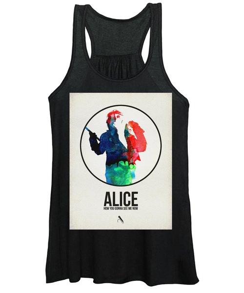 Alice Cooper Women's Tank Top