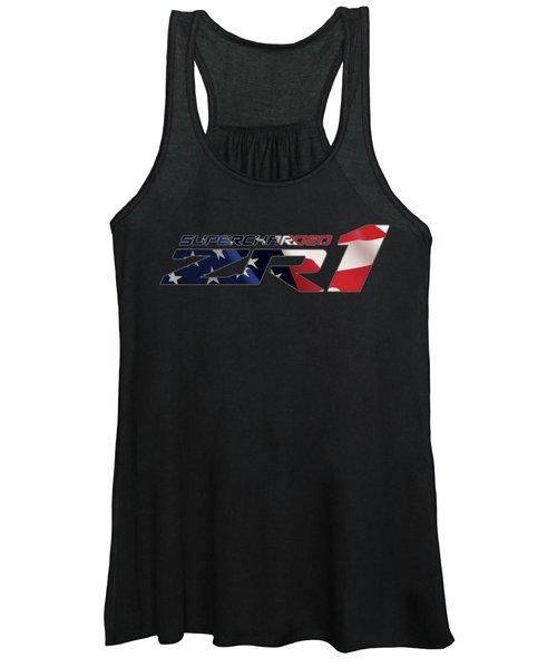 All American Zr1 Women's Tank Top