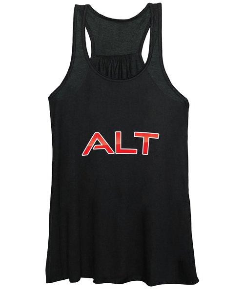 Alt Women's Tank Top