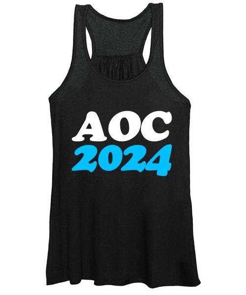 Aoc Alexandria Ocasiocortez 2024 Women's Tank Top