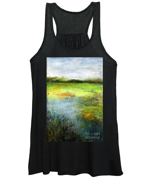 August Of Another Summer Women's Tank Top