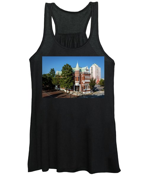 Augusta Cotton Exchange - Augusta Ga Women's Tank Top