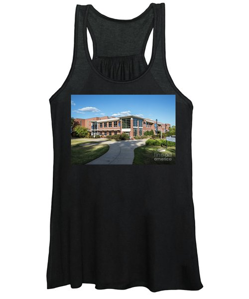 Augusta University Student Activity Center Ga Women's Tank Top