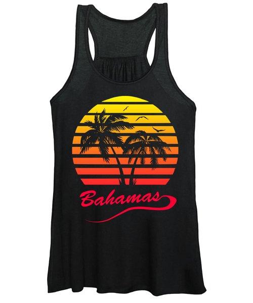 Bahamas Sunset Women's Tank Top