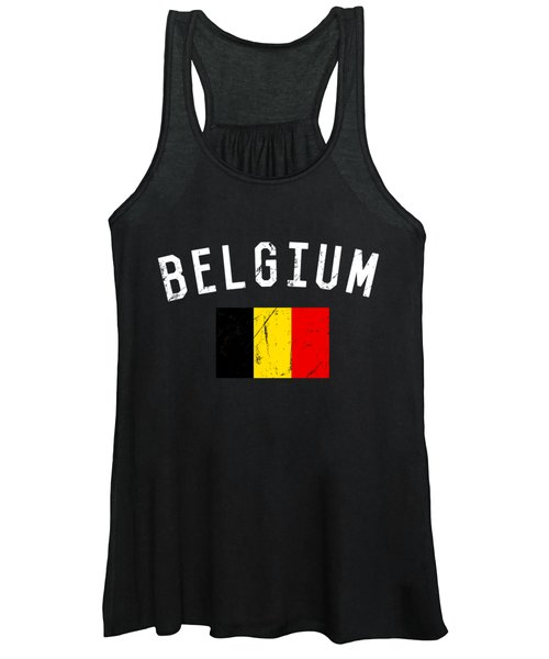 Belgium Women's Tank Top