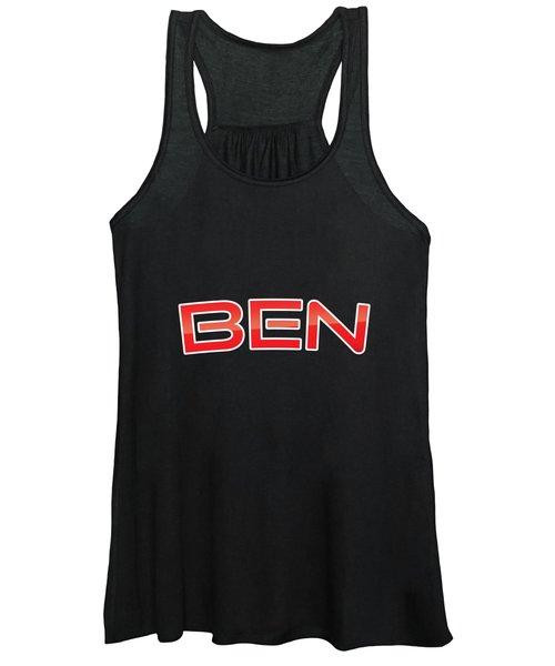 Ben Women's Tank Top