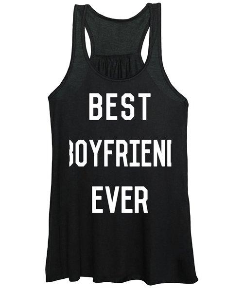 Best Boyfriend Ever Women's Tank Top
