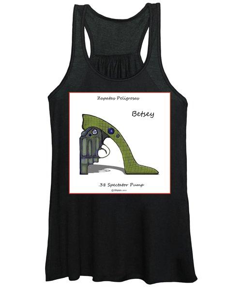 Betsey Women's Tank Top