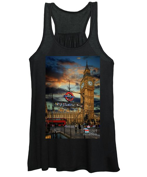 Big Ben London City Women's Tank Top