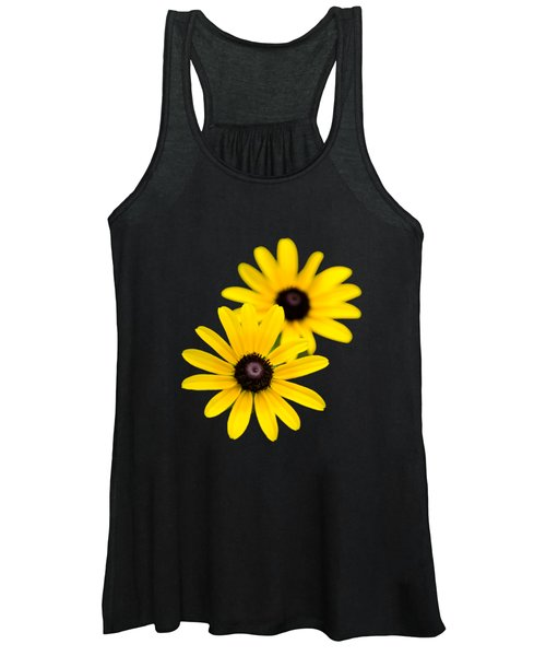 Black Eyed Susans Women's Tank Top