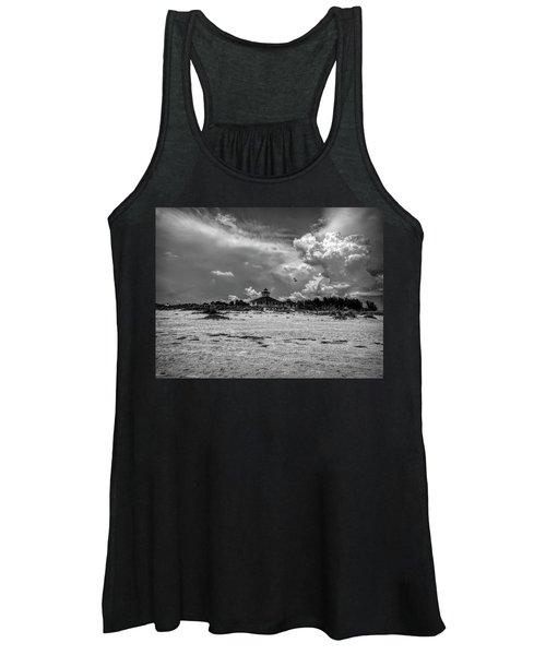 Boca Grande Lighthouse Women's Tank Top