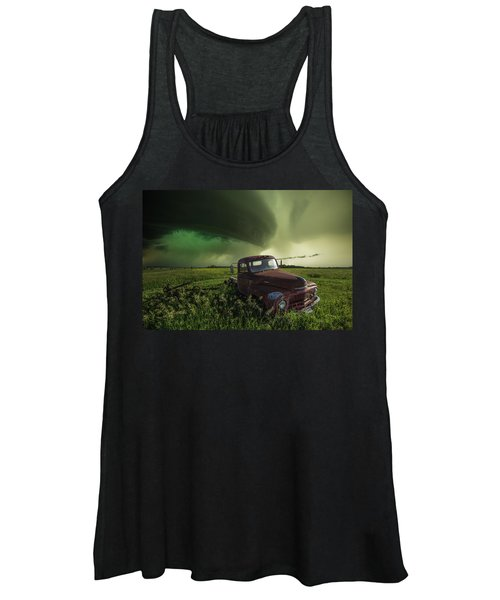 Broke Women's Tank Top