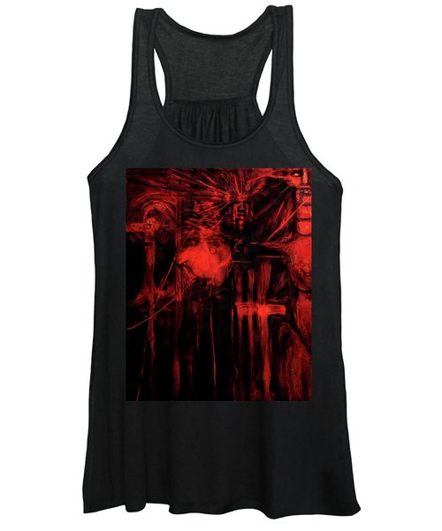 By Way Of The Holy Women's Tank Top