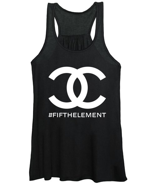 Chanel Fifth Element-2 Women's Tank Top