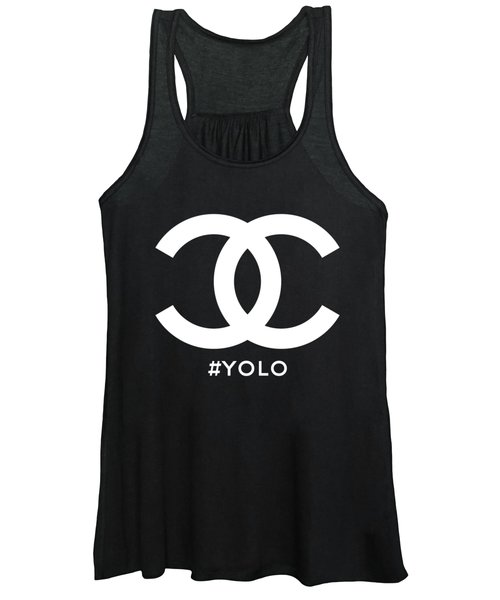 Chanel You Only Live Once Women's Tank Top