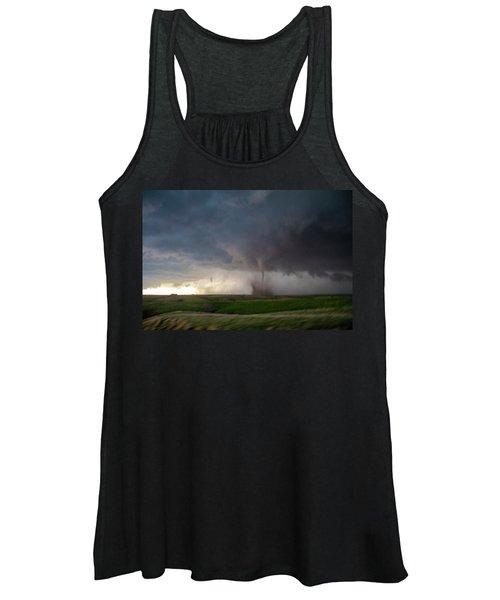 Chasing Naders In Nebraska 026 Women's Tank Top