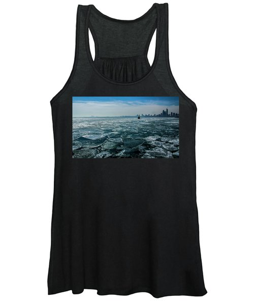 Chicago From Navy Pier 2 Women's Tank Top
