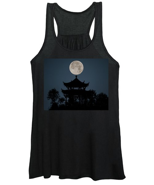 China Moon Women's Tank Top