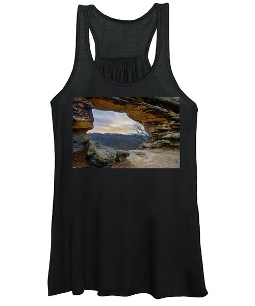Chronicles Of The Gorge Women's Tank Top