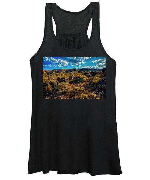 Colorado Summer Evening Women's Tank Top