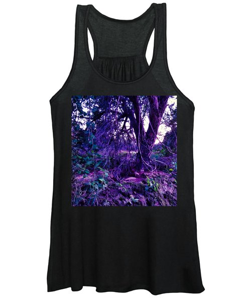 Dreamy Desert Wash  Women's Tank Top